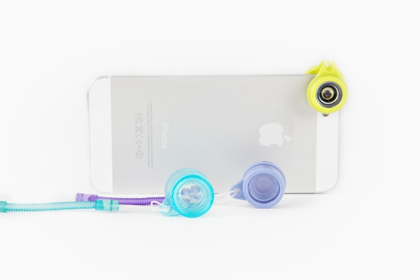 iPhone fotoqrafları üçün 4 faydalı aksesuar Jelly kamera filtresi