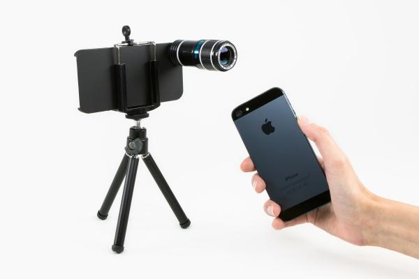 iPhone fotoqrafları üçün 4 faydalı aksesuar iPhone Telephoto Lens